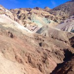 "The minerals that drew miners to Death Valley are today's ""paint pots."""