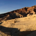 Salt Flats, Slot Canyons, and Mastodon Fossils in Death Valley